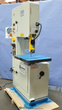 brand new acra vertical metal cutting bandsaw KV-50