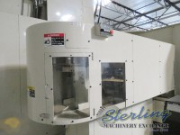 used snk 5-axis cnc vertical machining center