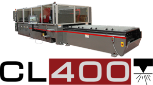 Sterling Machinery Exchange CL-400 SERIES CO2 LASER CUTTING SYSTEM