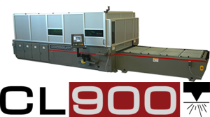 Sterling Machinery Exchange The Cincinnati CL-900 SERIES FIBER LASER CUTTING SYSTEM